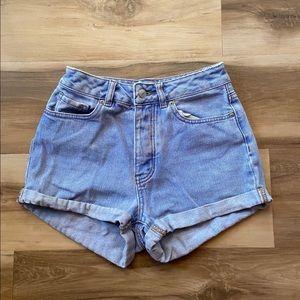 Melville high waisted shorts